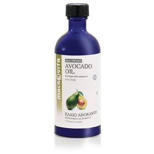 MACROVITA AVOCADO OIL in natural oils with vitamin E 100ml