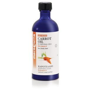MACROVITA CARROT OIL in natural oils with vitamin E 100ml