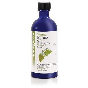 MACROVITA JOJOBA OIL in natural oils with vitamin E 100ml