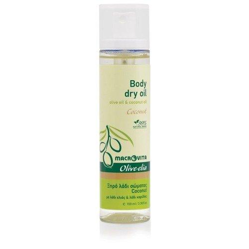 MACROVITA OLIVE-ELIA COCONUT Body Dry Oil olive oil & coconut oil 100ml