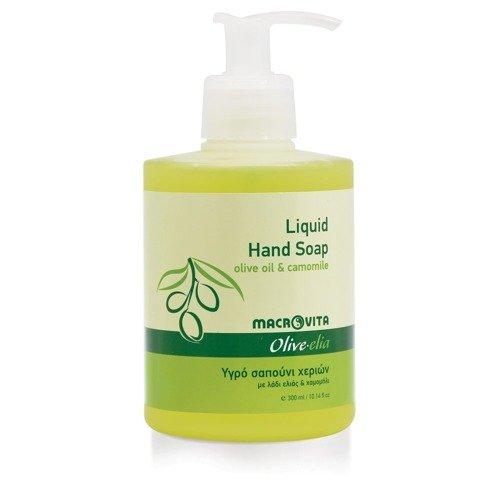MACROVITA OLIVE-ELIA Liquid Soap olive oil & camomile 300ml
