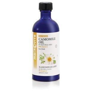 MACROVITA CAMOMILE OIL in natürlichen Ölen with vitamin E 100ml