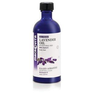 MACROVITA LAVENDELÖL in natürlichen Ölen with vitamin E 100ml