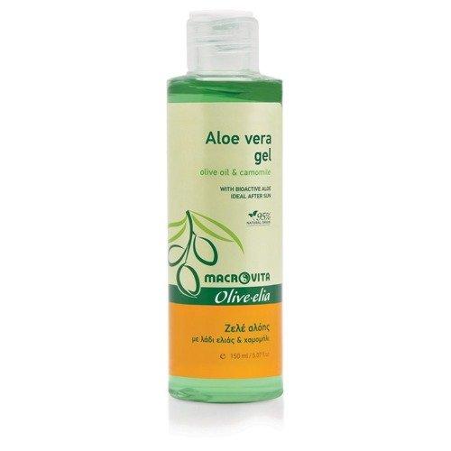 MACROVITA OLIVE-ELIA Aloevera-Gel für den Körper mit der Biokomponenten 150ml